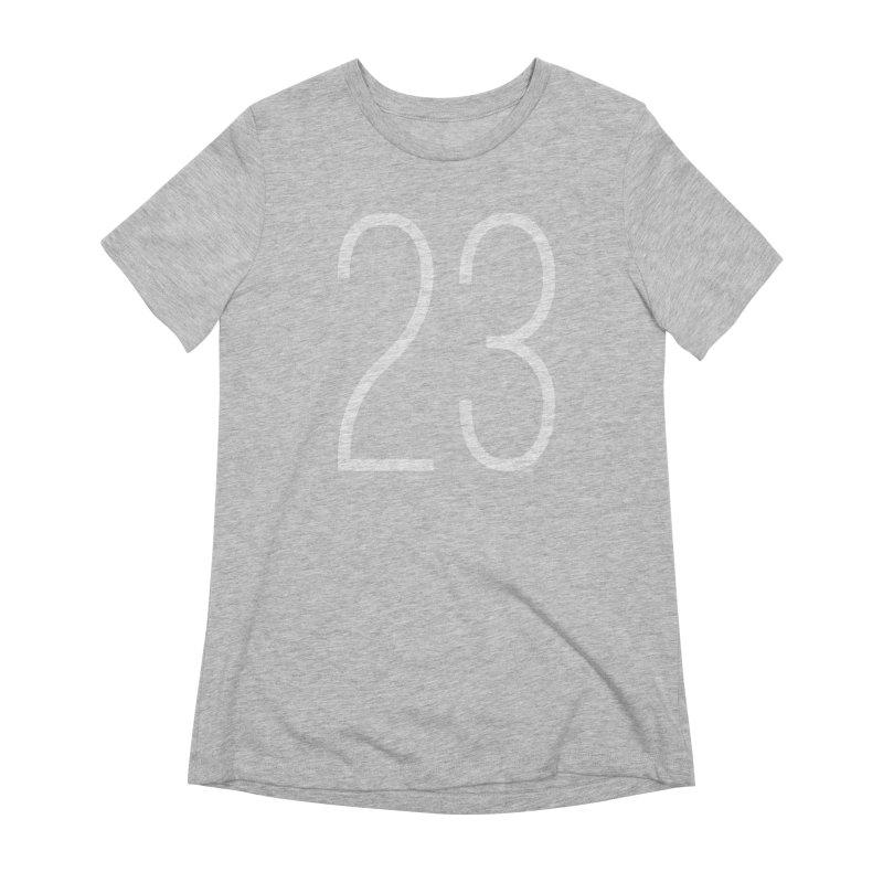 Twenty Three Women's Extra Soft T-Shirt by Shane Guymon