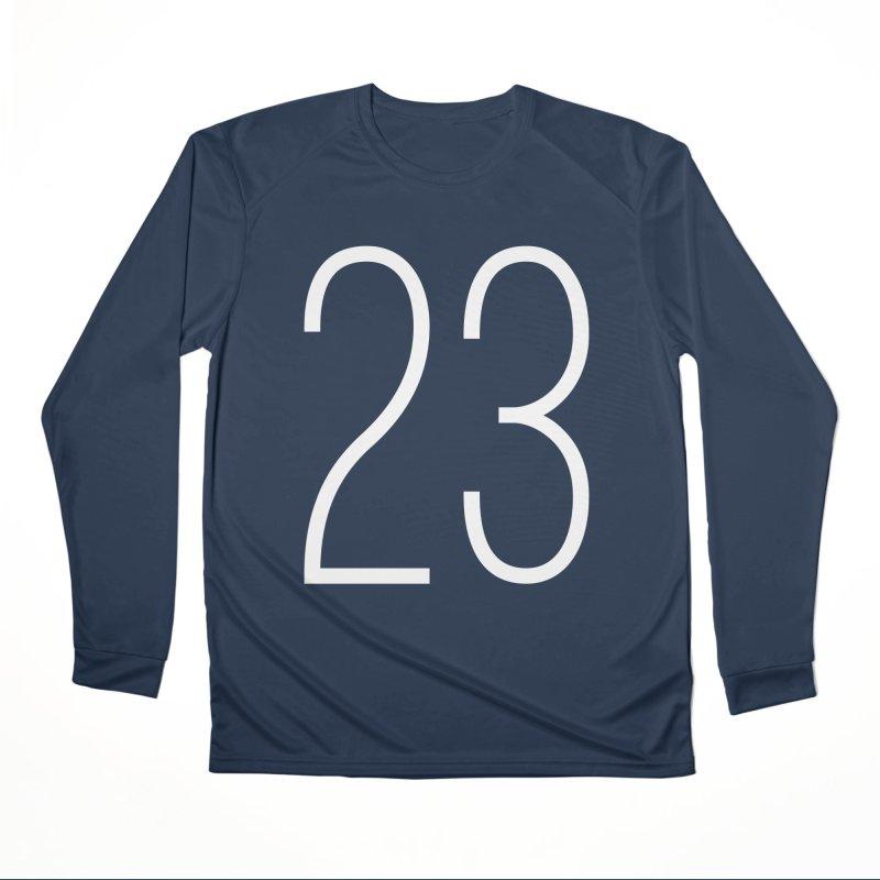 Twenty Three Men's Longsleeve T-Shirt by Shane Guymon Shirt Shop