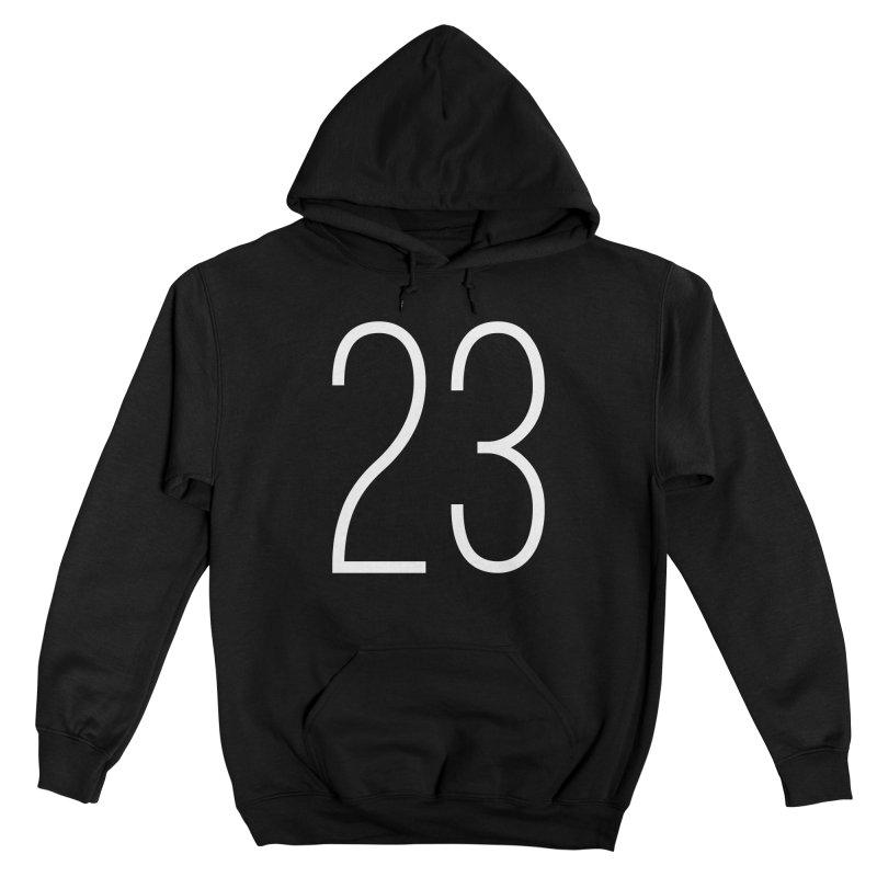 Twenty Three Men's Pullover Hoody by Shane Guymon Shirt Shop