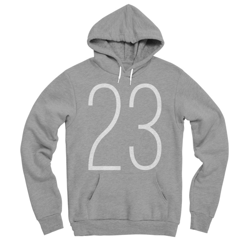 Twenty Three Women's Sponge Fleece Pullover Hoody by Shane Guymon