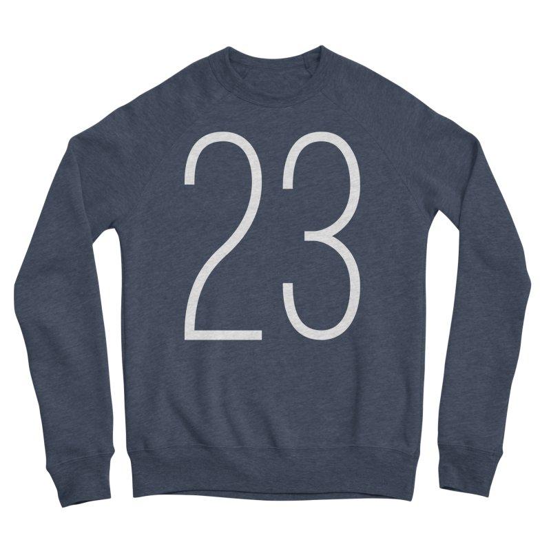 Twenty Three Men's Sponge Fleece Sweatshirt by Shane Guymon