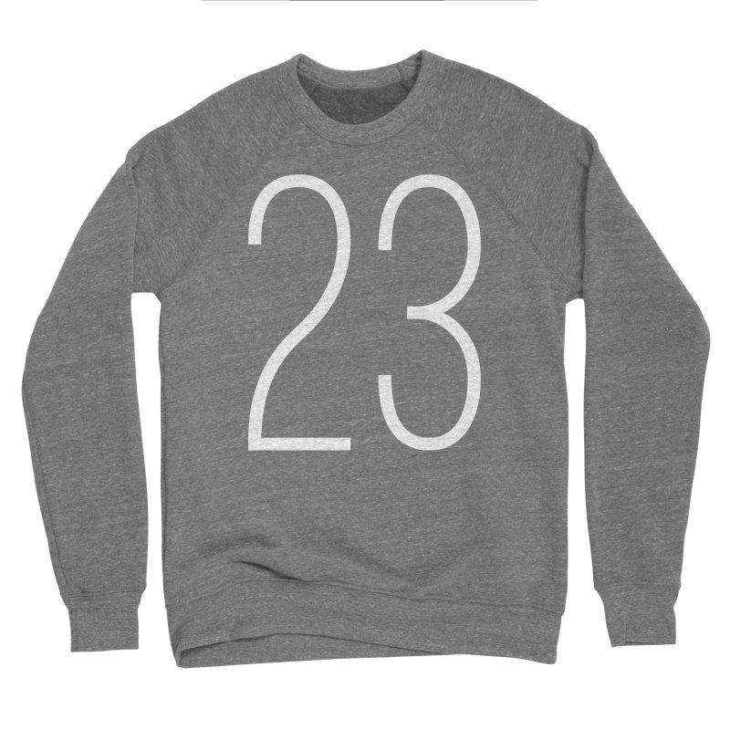Twenty Three Women's Sweatshirt by Shane Guymon Shirt Shop