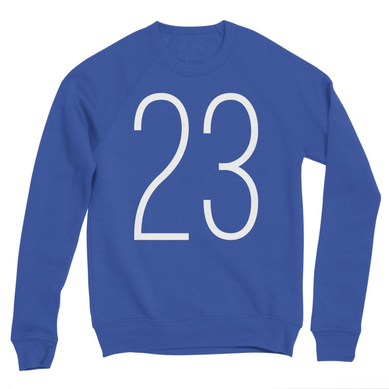 Twenty Three Men's Sponge Fleece Sweatshirt by Shane Guymon