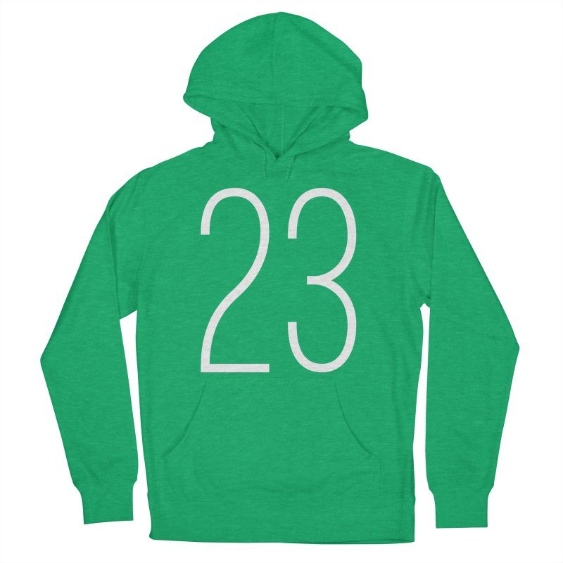 Twenty Three Women's French Terry Pullover Hoody by Shane Guymon