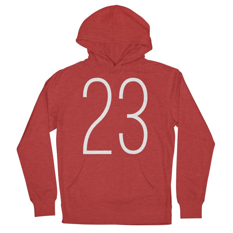 Twenty Three Men's French Terry Pullover Hoody by Shane Guymon