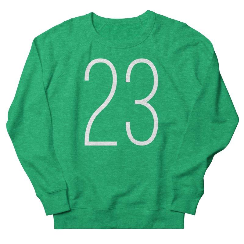 Twenty Three Women's French Terry Sweatshirt by Shane Guymon