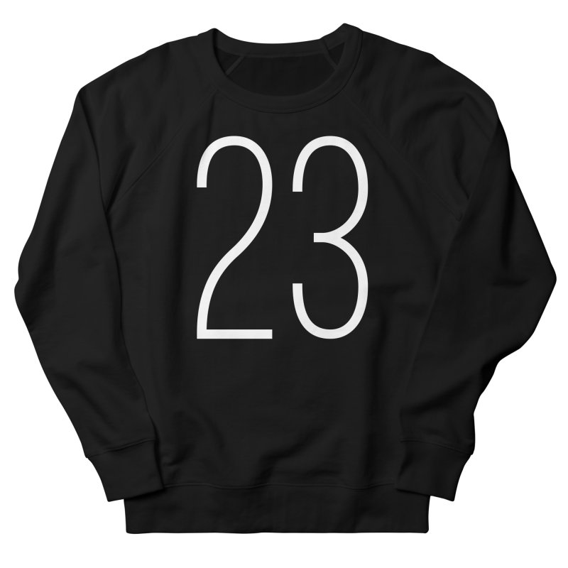 Twenty Three Men's French Terry Sweatshirt by Shane Guymon