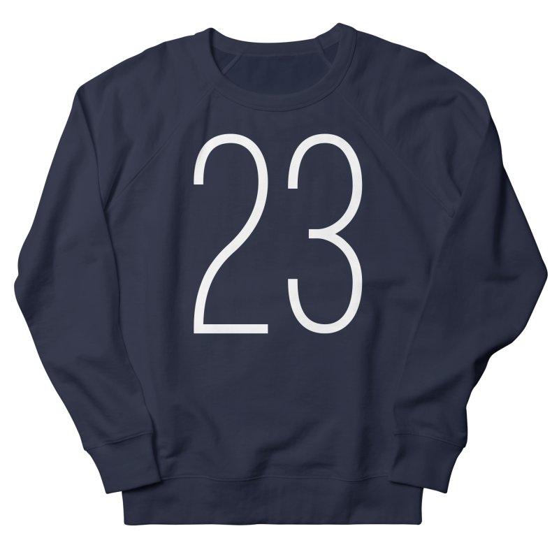 Twenty Three Men's Sweatshirt by Shane Guymon Shirt Shop