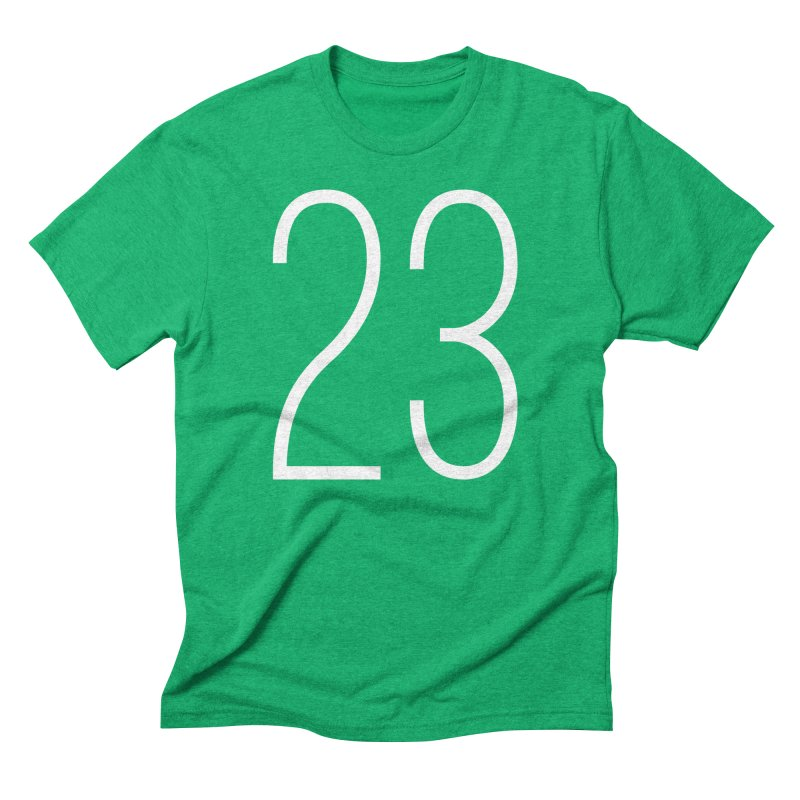 Twenty Three Men's Triblend T-Shirt by Shane Guymon