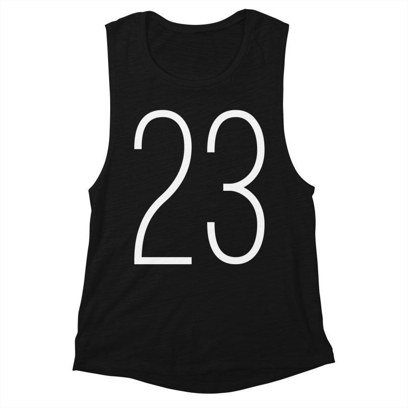 Twenty Three Women's Tank by Shane Guymon Shirt Shop