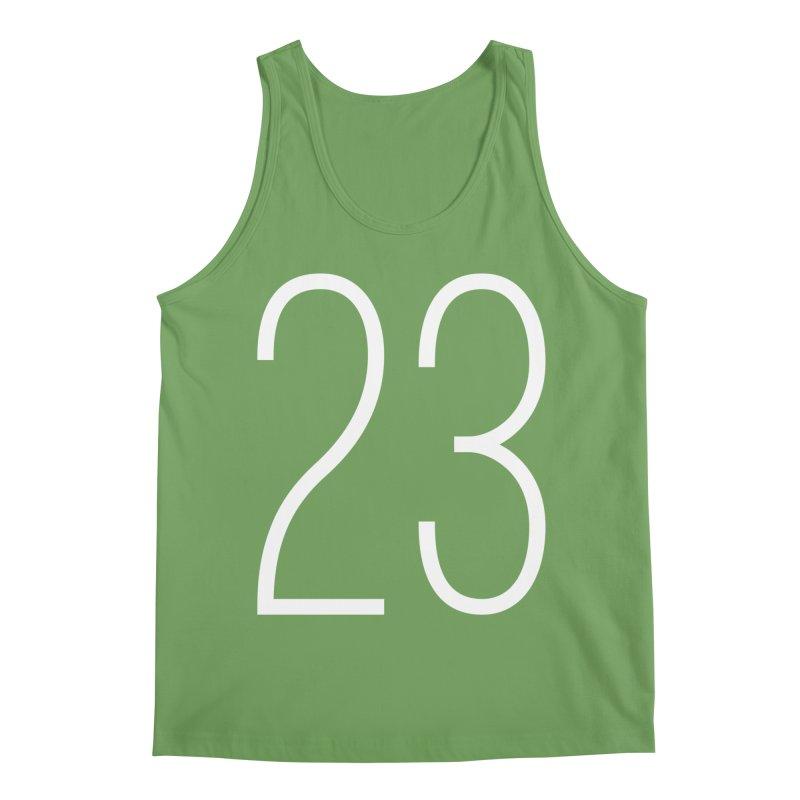Twenty Three Men's Tank by Shane Guymon Shirt Shop