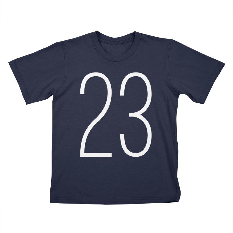 Twenty Three Kids T-Shirt by Shane Guymon Shirt Shop