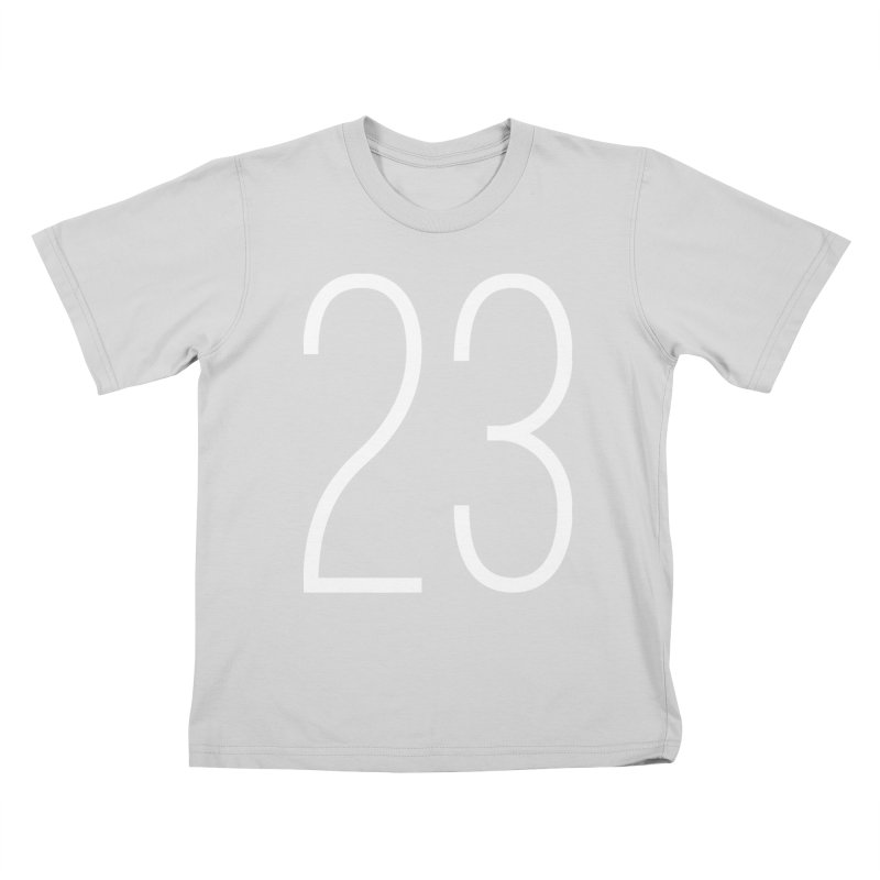Twenty Three Kids T-Shirt by Shane Guymon