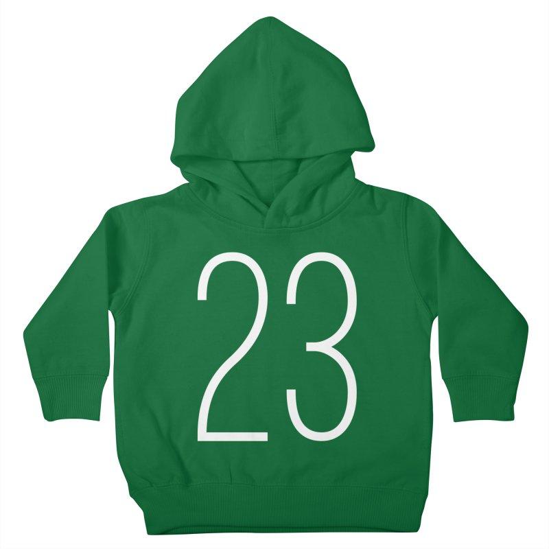 Twenty Three Kids Toddler Pullover Hoody by Shane Guymon