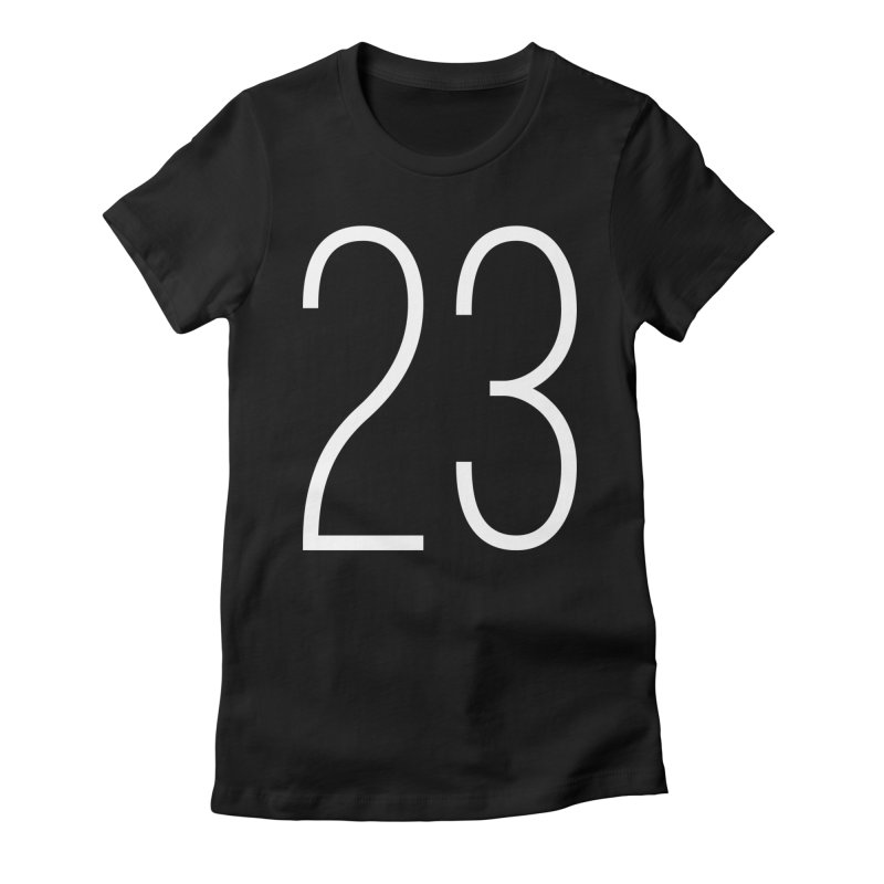 Twenty Three Women's Fitted T-Shirt by Shane Guymon