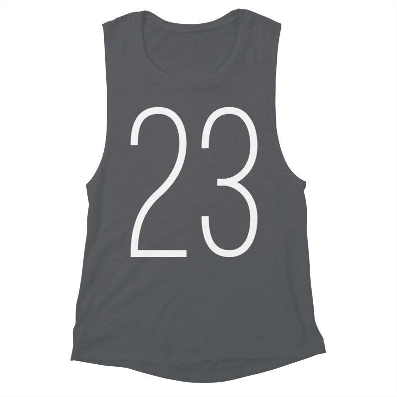Twenty Three Women's Muscle Tank by Shane Guymon