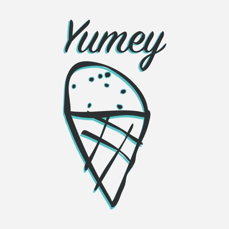 Yumey (dark) Kids T-Shirt by Shane Guymon