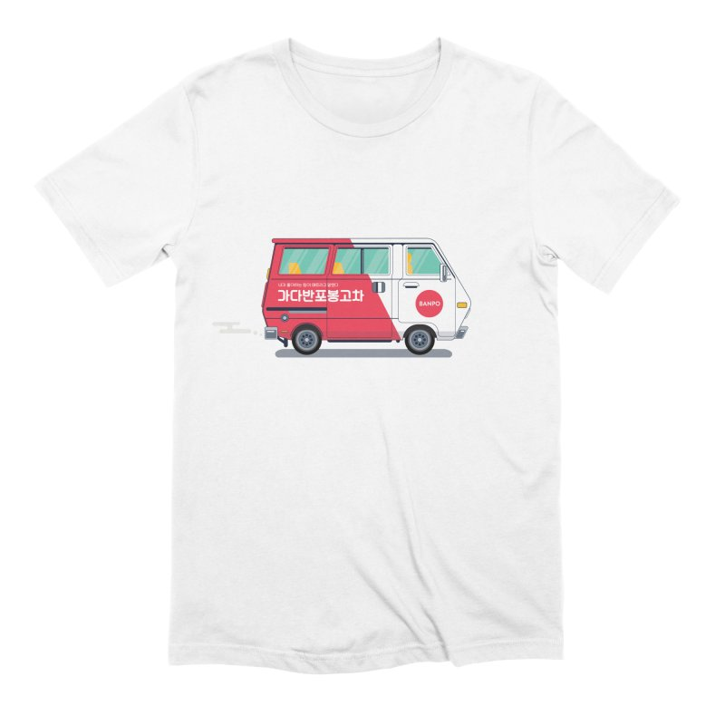 Banpo Men's Extra Soft T-Shirt by Shane Guymon