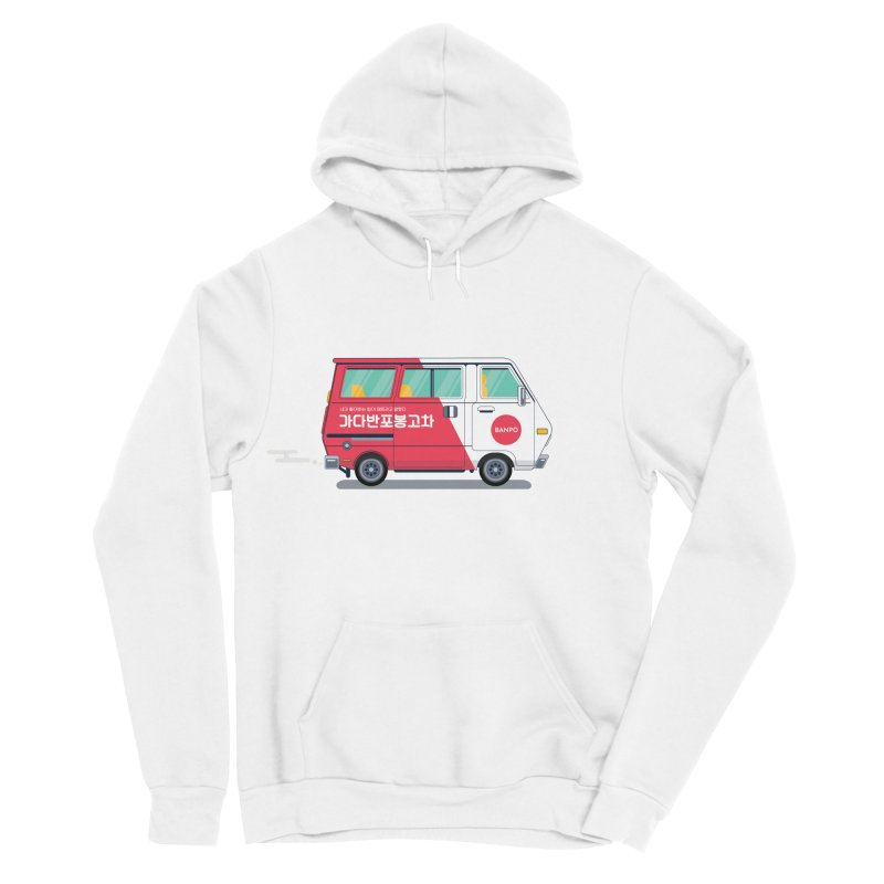 Banpo Men's Sponge Fleece Pullover Hoody by Shane Guymon