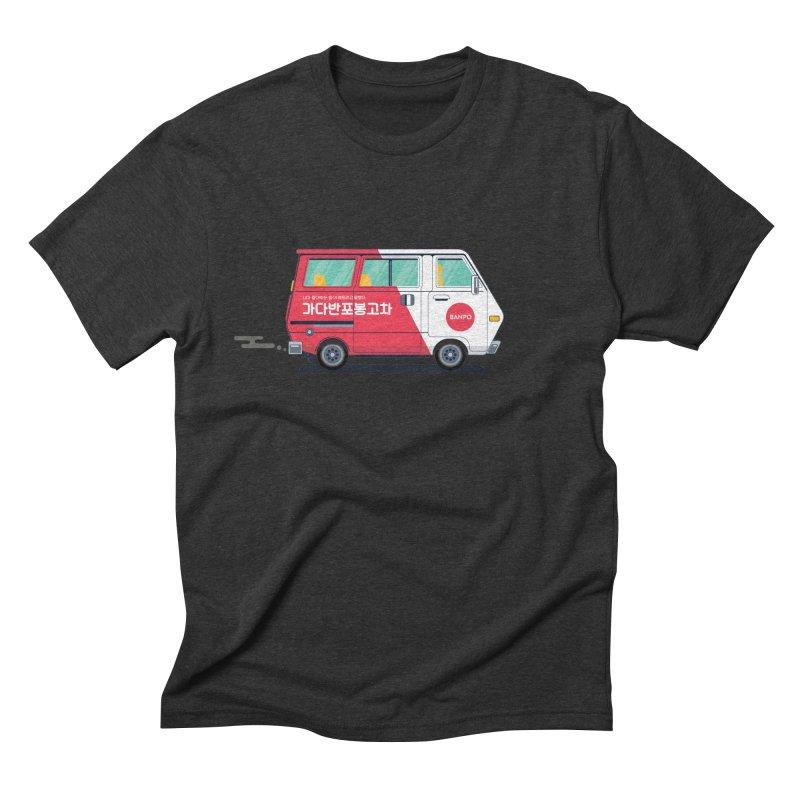 Banpo Men's Triblend T-Shirt by Shane Guymon