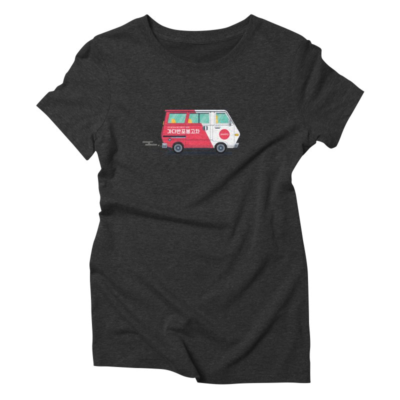 Banpo Women's Triblend T-Shirt by Shane Guymon