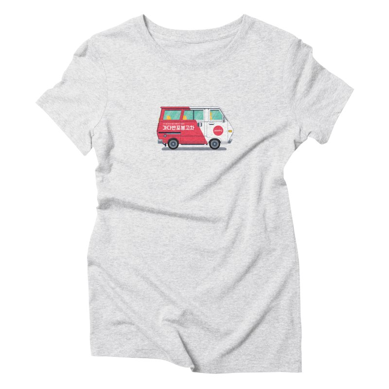 Banpo Women's Triblend T-Shirt by Shane Guymon