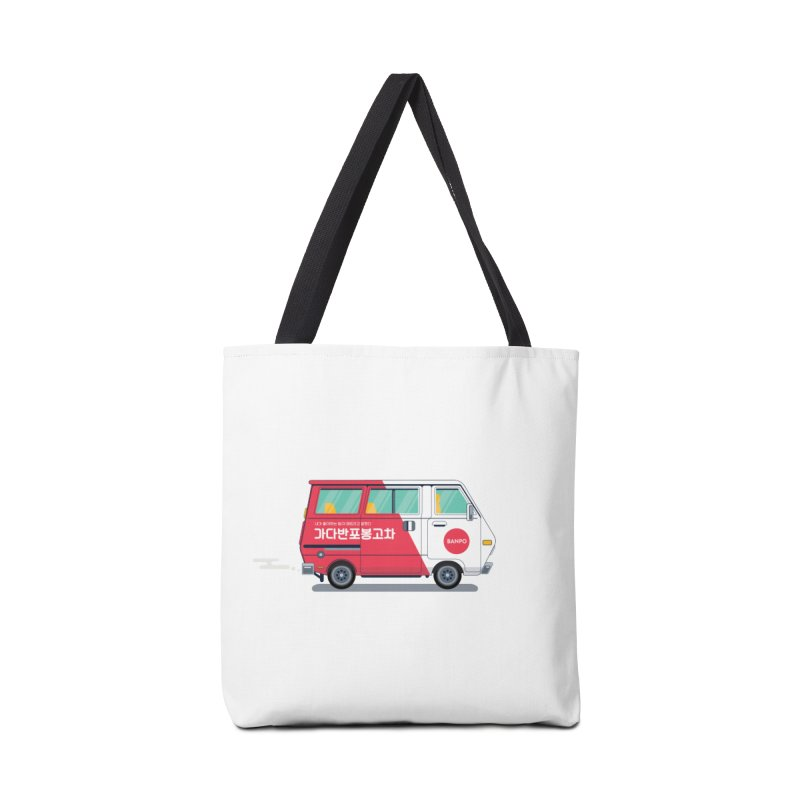 Banpo Accessories Tote Bag Bag by Shane Guymon