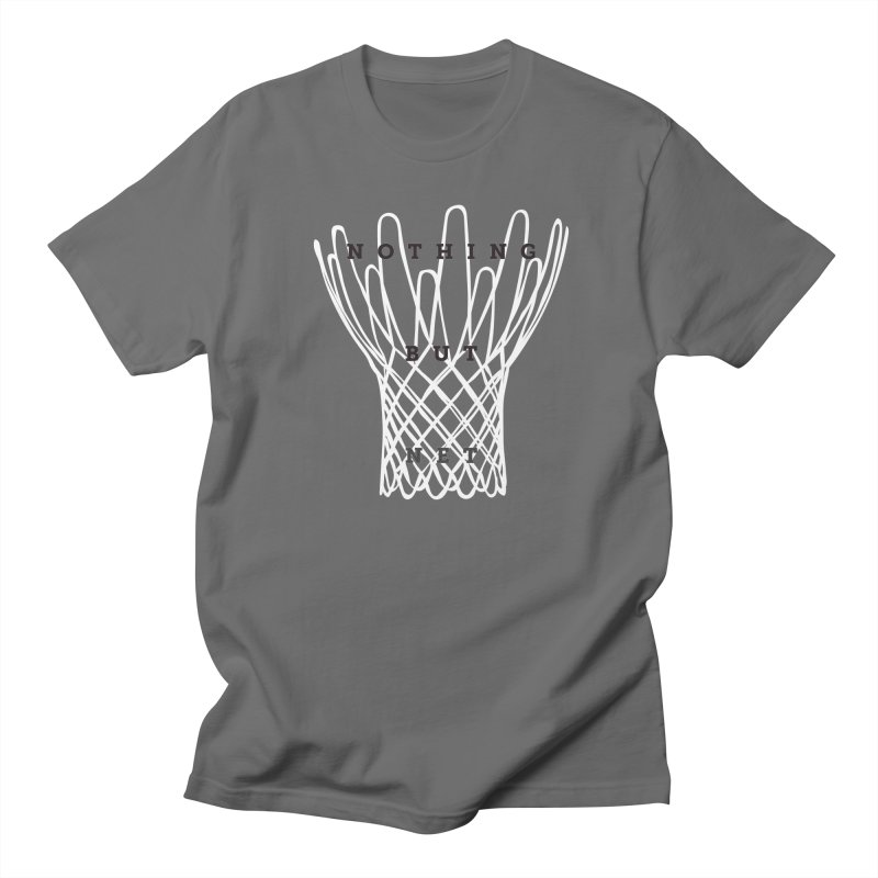 Nothing But Net Women's T-Shirt by Shane Guymon