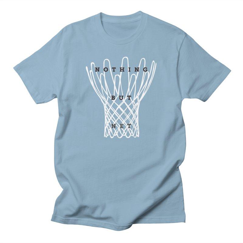Nothing But Net Men's T-Shirt by Shane Guymon Shirt Shop