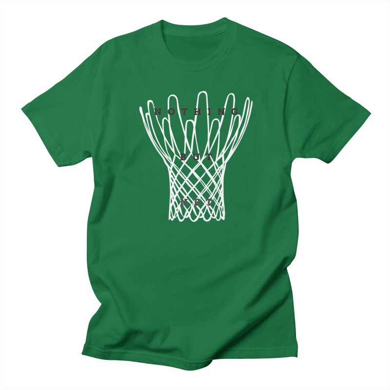 Nothing But Net Women's Regular Unisex T-Shirt by Shane Guymon