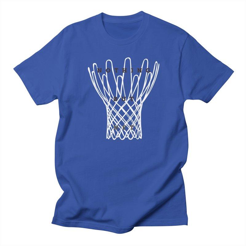 Nothing But Net Women's Regular Unisex T-Shirt by Shane Guymon
