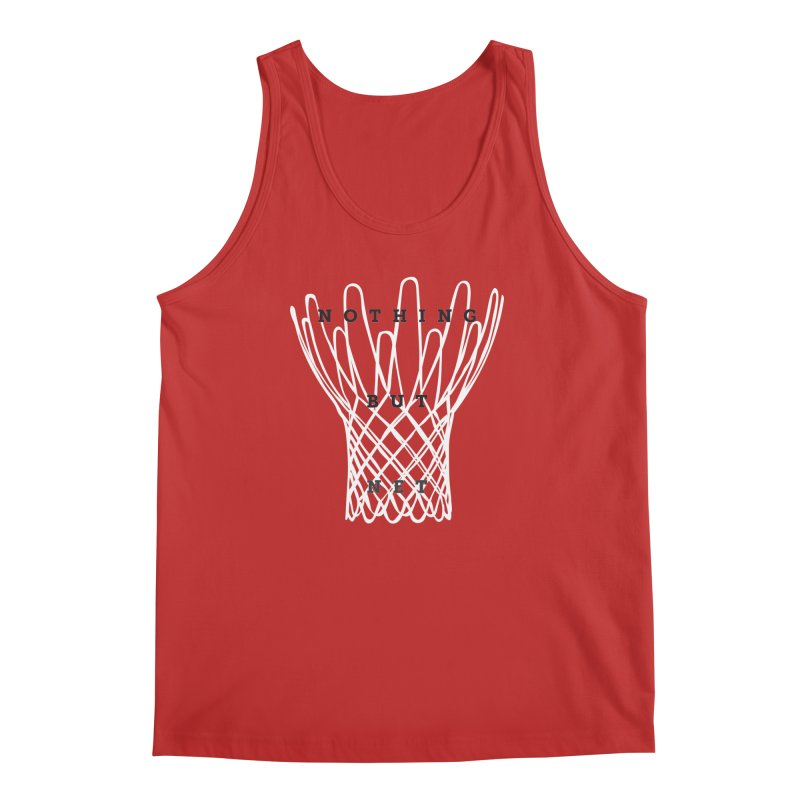Nothing But Net Men's Regular Tank by Shane Guymon