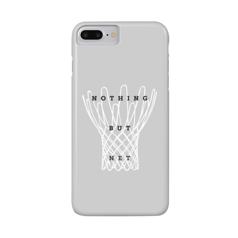 Nothing But Net Accessories Phone Case by Shane Guymon Shirt Shop