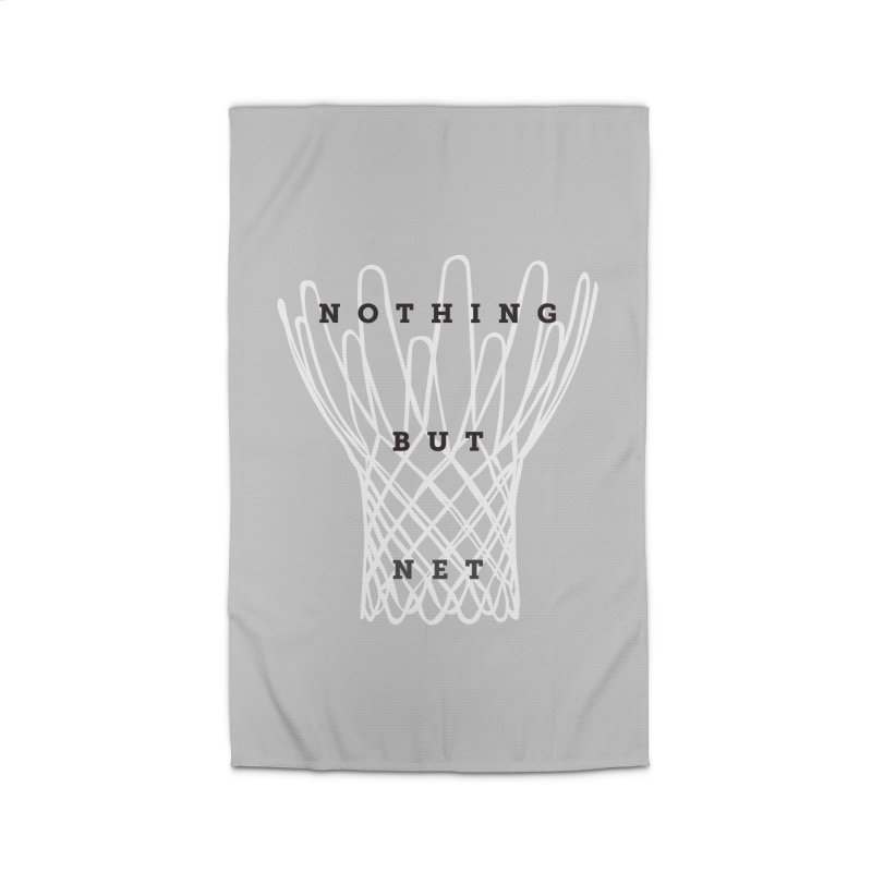 Nothing But Net Home Rug by Shane Guymon