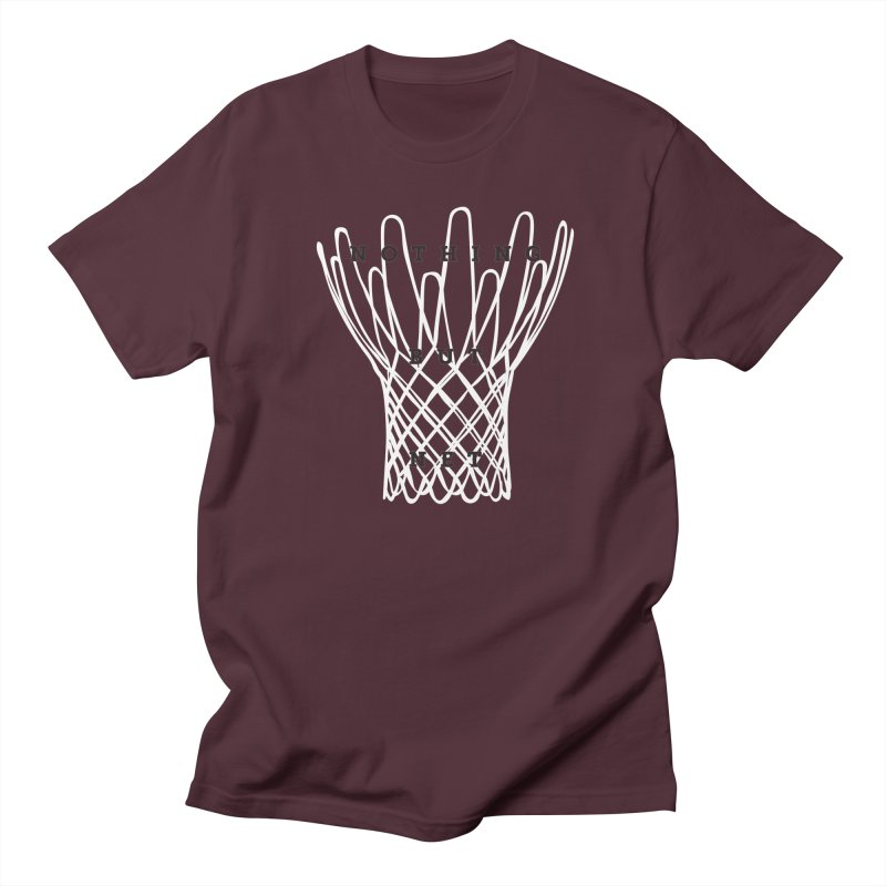 Nothing But Net Women's Unisex T-Shirt by Shane Guymon