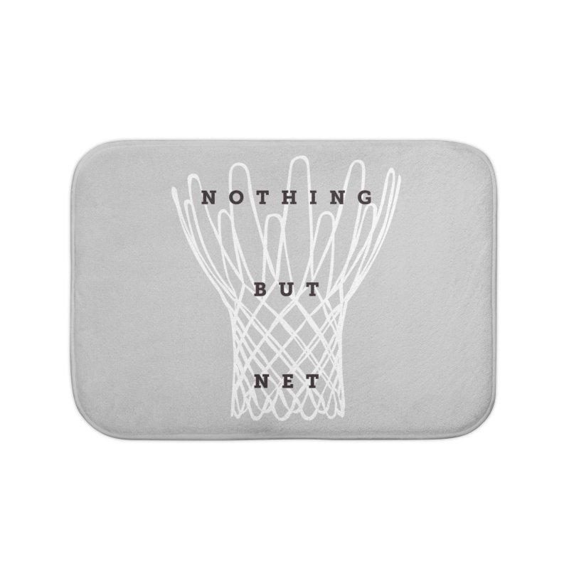 Nothing But Net Home Bath Mat by Shane Guymon