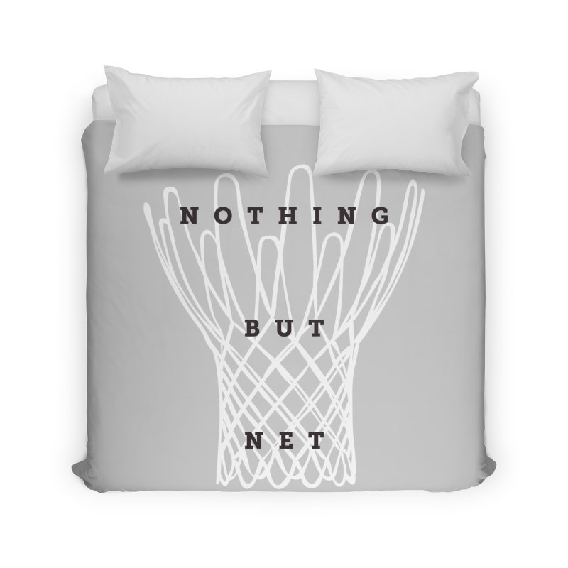 Nothing But Net Home Duvet by Shane Guymon