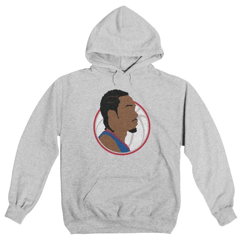 Kawhi Leonard Men's Pullover Hoody by Shane Guymon Shirt Shop