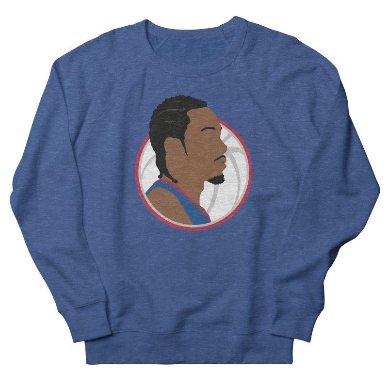 Kawhi Leonard Men's Sweatshirt by Shane Guymon Shirt Shop