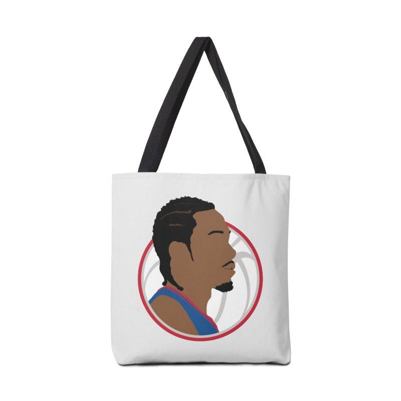 Kawhi Leonard Accessories Bag by Shane Guymon Shirt Shop