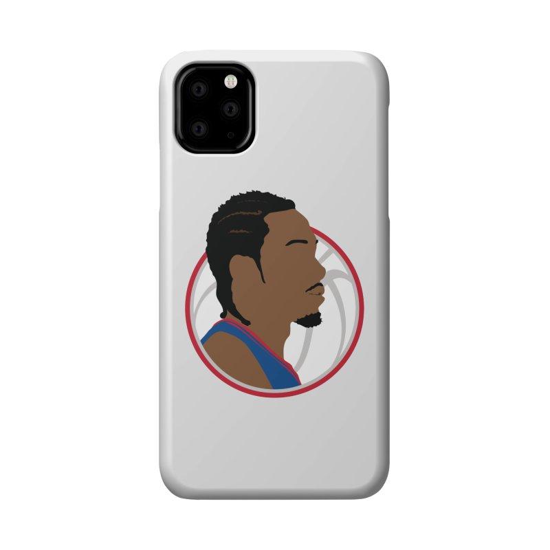 Kawhi Leonard Accessories Phone Case by Shane Guymon Shirt Shop