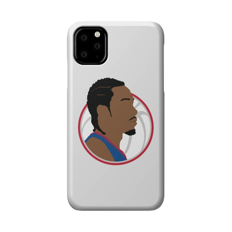 Kawhi Leonard Accessories Phone Case by Shane Guymon