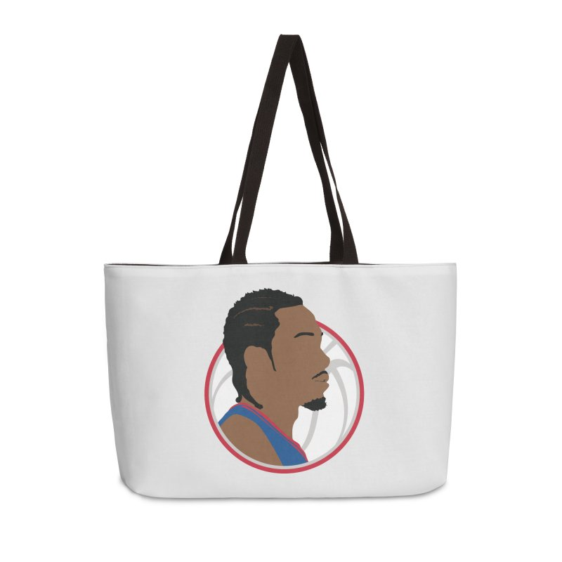 Kawhi Leonard Accessories Bag by Shane Guymon Shirt Shop