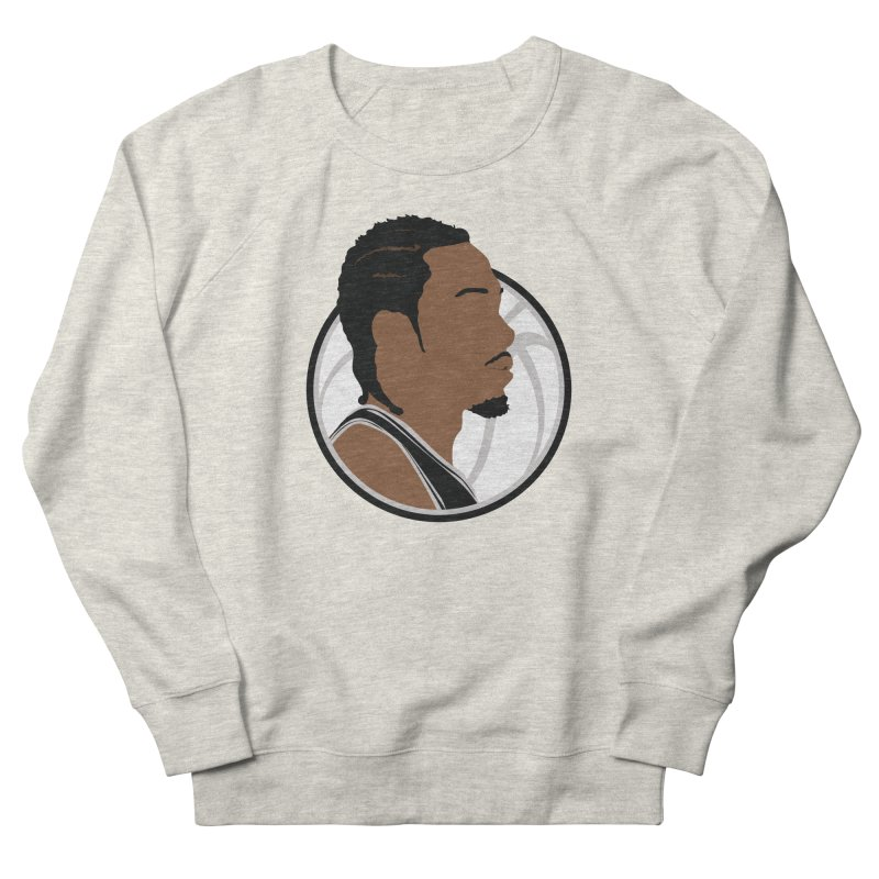 Kawhi Leonard Women's French Terry Sweatshirt by Shane Guymon