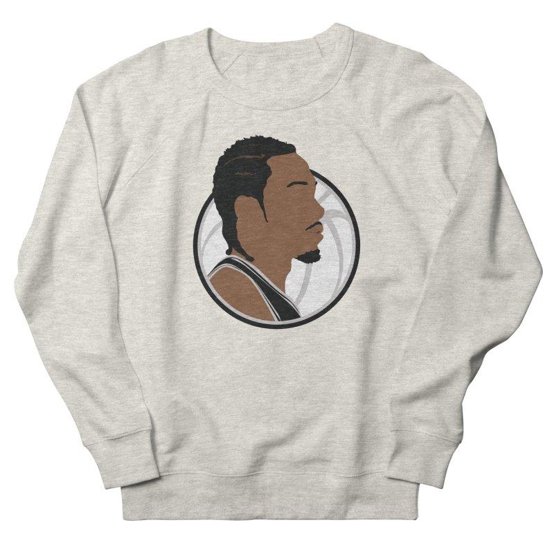 Kawhi Leonard Men's French Terry Sweatshirt by Shane Guymon