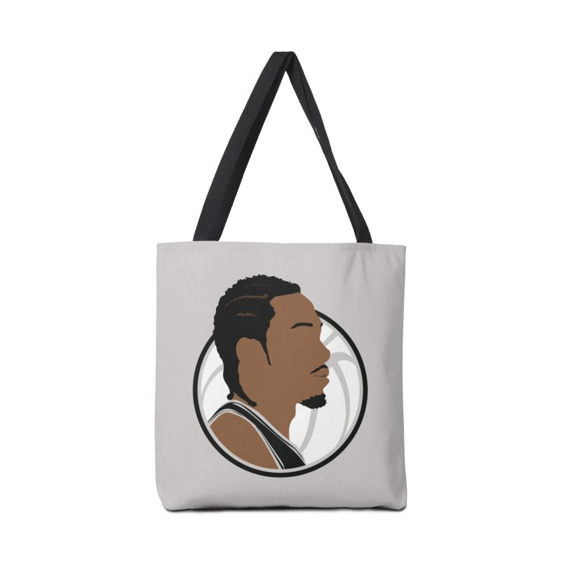 Kawhi Leonard Accessories Bag by Shane Guymon