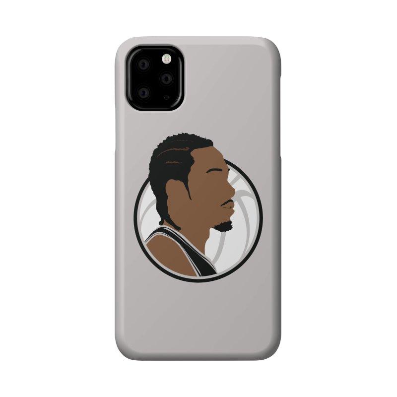 Kawhi Leonard Accessories Phone Case by Shane Guymon
