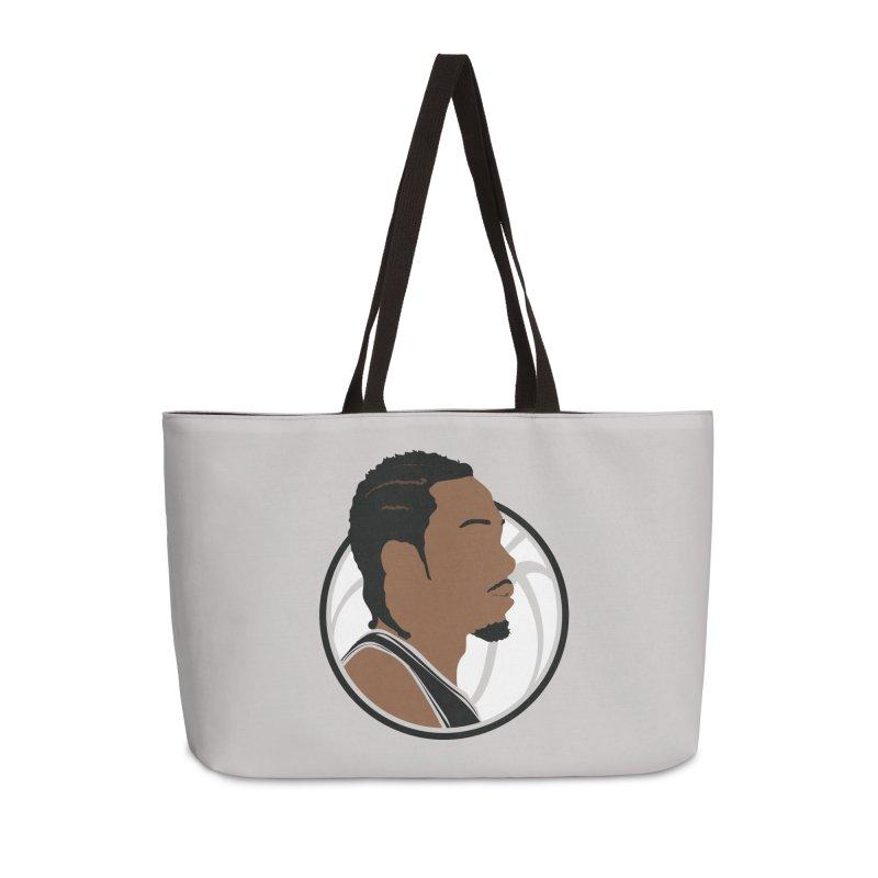 Kawhi Leonard Accessories Weekender Bag Bag by Shane Guymon