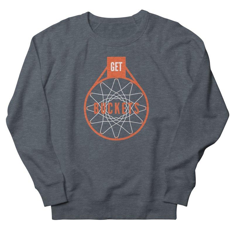 Get Buckets Men's Sweatshirt by Shane Guymon Shirt Shop