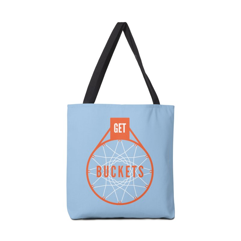 Get Buckets Accessories Bag by Shane Guymon Shirt Shop